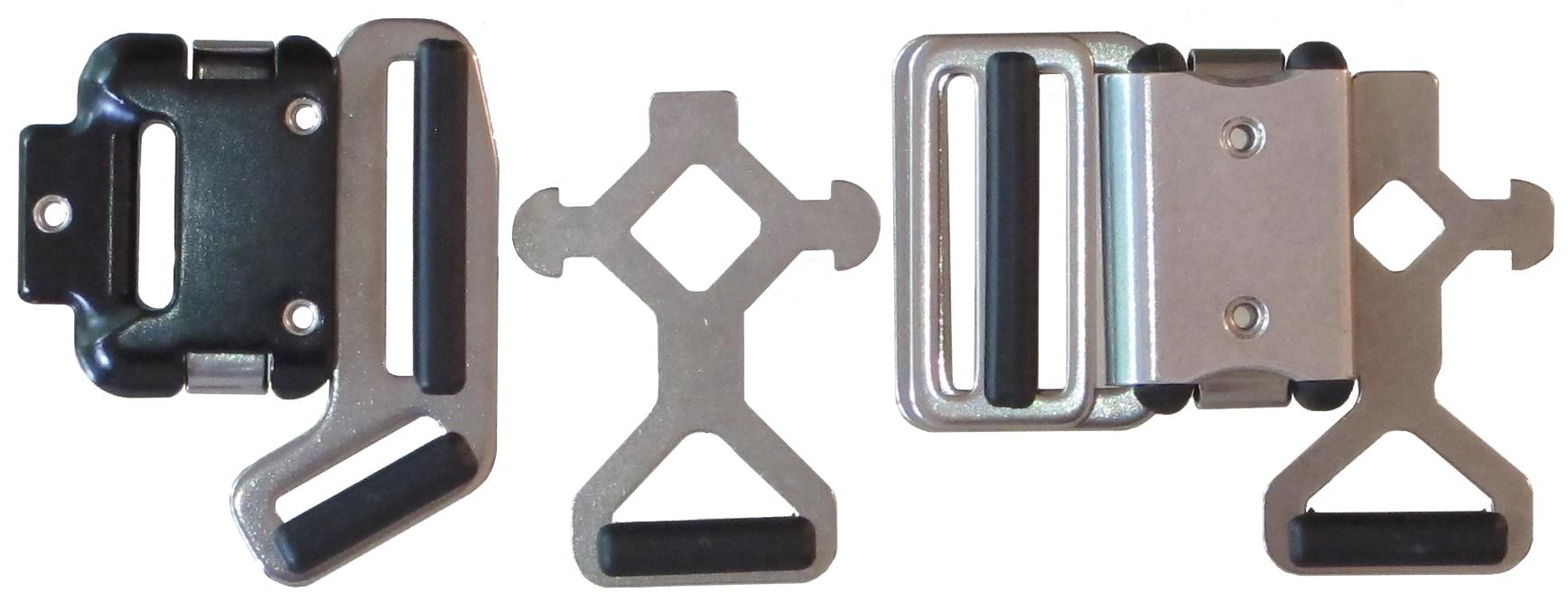 Clicklock-u.-T-Lock--mit-verschiedenen--Brustgurt-Steckern